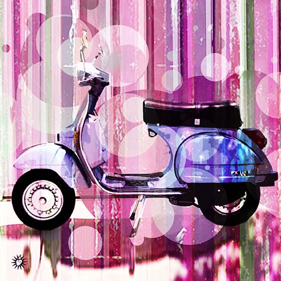 Vespa_pink