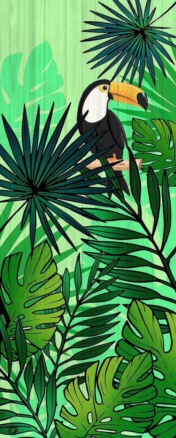 B_Jungle 100×40