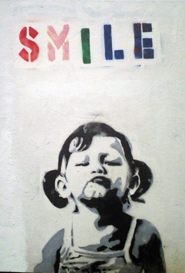 Smile_banksy